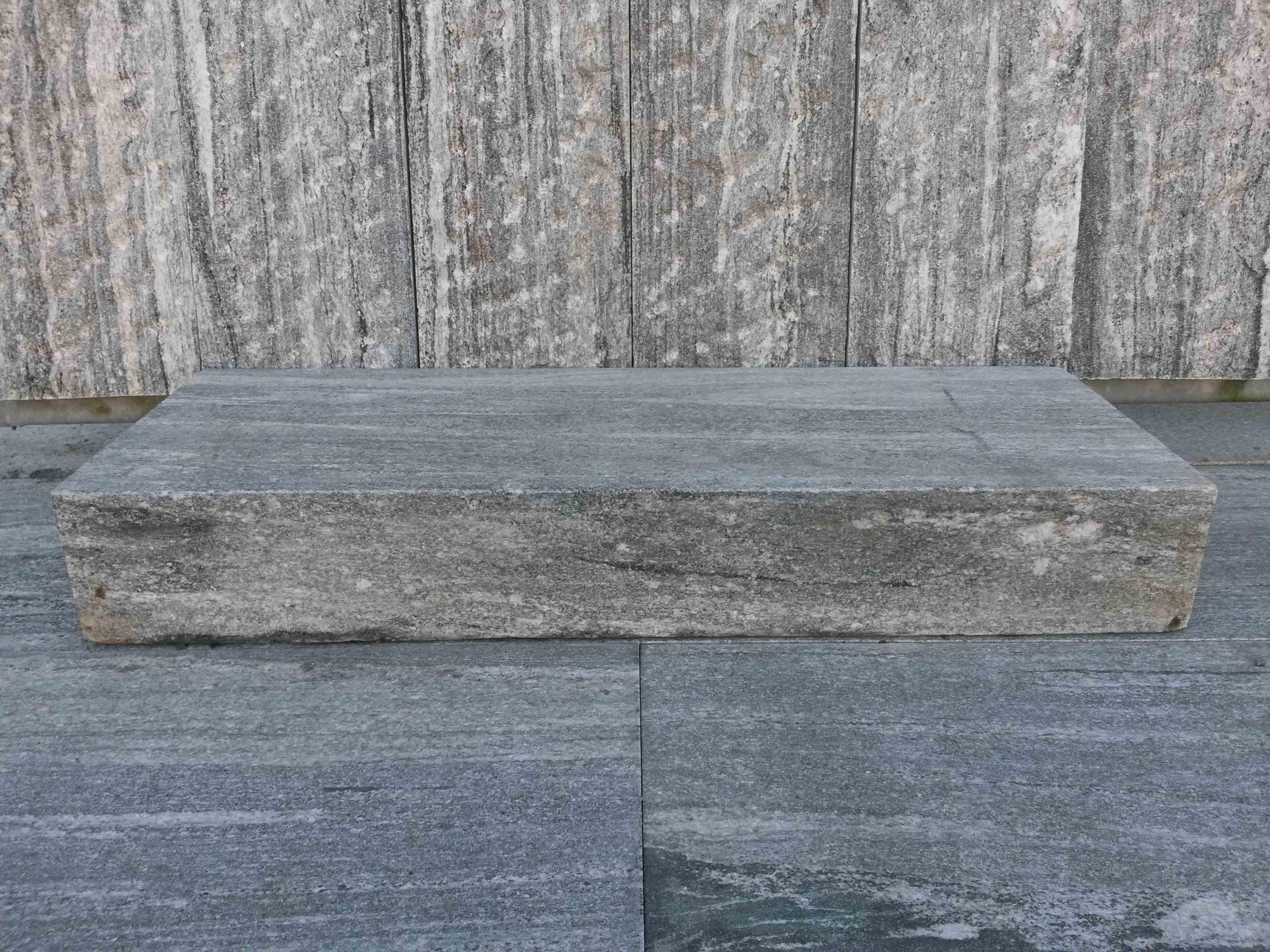 blockstufen, trittsteine, steintreppen, ostschweiz, st. gallen